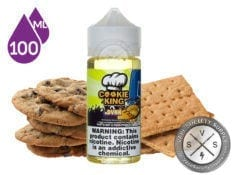 Cookie King DVNK 100ml Ejuice