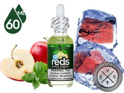 WATERMELON ICED BY RED'S APPLE E JUICE 60ML