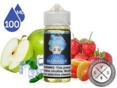 ASAP Ejuice by The Mamasan 100ml