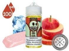 Crisp Apple by Frost Factory 100ml