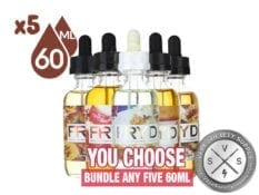 300ml Ejuice Bundle by FRYD