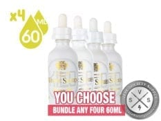 White Series Bundle by Kilo 240ml