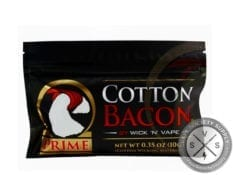 Cotton Bacon Prime by Wick N Vape WICKING MATERIAL