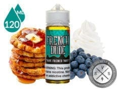 French Dude by Vape Breakfast Classics 120ML