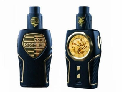 Sigelei Top 1 Kit and RDA
