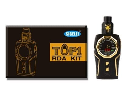Sigelei Top1Kit with RDA