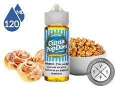 Cinna Pop Deez by Steep Vapors 120ml