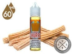 Cinnamon Churro Ejuice by Snap Liquids 60ml