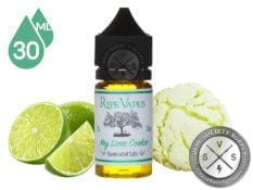Ripe Vapes Handcrafted Saltz Key Lime Cookie 30ml