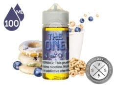 Beard Vape The one Blueberry 100ml Eliquid