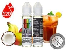 Fruit Twist tropical pucker punch 120ml eliquid