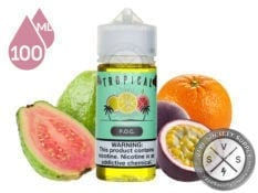 P.O.G. - Juice Roll Upz Tropical 100ml