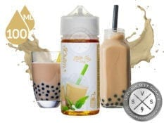 Krem Milk Tea by Skwezed 100ml