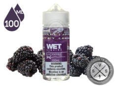 Blackberry by WetLiquids 100ml