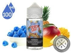 Blue Slushie Tropical - Keep It 100 E-Liquid