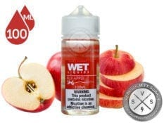 FUJI Apple Ejuice by Wet Liquids 100ml