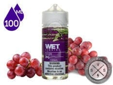 Grape Ejuice by Wet Liquids 100ml