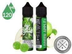 Juice Roll Upz Green Apple 120ML