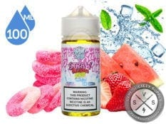 StrawMelonSourIced by SweetSour 100ml