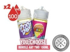 Vaper Treats Eliquid Bundle 200ml (2x100ml)