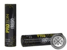 BLACKCELL PROTON 18650 BATTERY 3018MAH 40.2A 3.7V (Pack of 2)