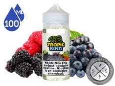 Tropic King Berry Breeze 100ml E-Liquid