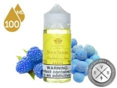 Kilo Sour Series Blue Raspberry Sours 100ml Ejuice