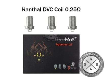 Free Max Mesh Pro Replacement Coils
