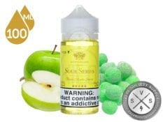 Kilo Sour Series Green Apple Sour 100ml Eliquid