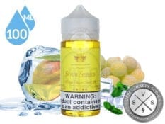 ilo Sour Iced Series Mango Tango Sour Ice 100ml Ejiuce