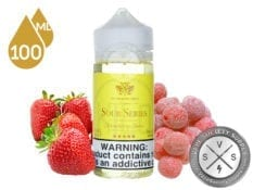 Kilo Sour Series Strawberry Sours 100ml Ejuice