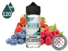 B.R.S by Nude Premium Ejuice 120ml