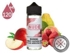 G.A.S by Nude Premium Ejuice 120ml