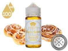 Kilo White Series Cinnamon Roll Ejuice 100ml