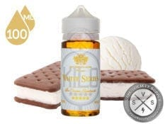 Kilo White Series Ice Cream Sandwich 100ML ejuice