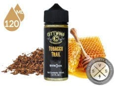 Cuttwood Tobacco Trail 120ml Eliquid