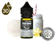 Nitro's Cold Brew Coffee Vanilla Bean ejuice 30ml