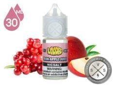 Cran apple juice 30ml by Loaded