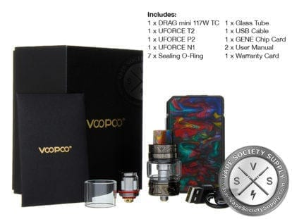 DRAG Mini Kit by VOO POO