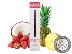 Naked 100 Disposable E-Cigarettes - Lava Flow