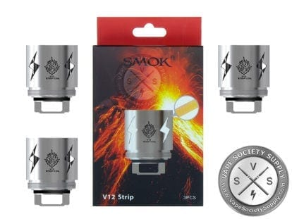 Smok V12 Strip Coil by Smok