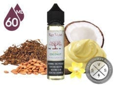 Ripe Vapes VCT Coconut 60ml Elquid