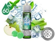 Green Apple Ice by Juice Roll Upz Ice 60ml