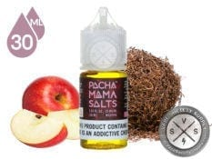 Apple Tobacco Salt by Pachamama 30ml