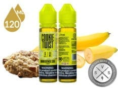 Banana Oatmeal Cookie by Cookie Twist 120ml