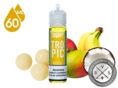 Bubble Tropic Ejuice by Chubby Bubble Vapes 60ml