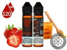 Strawberry Honey Graham by Cookie Twist E-Liquid 120ml