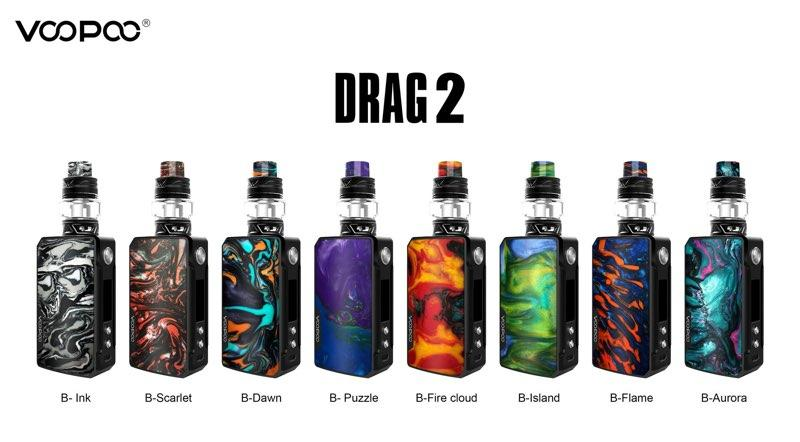 Drag 2 Starter Kit by Voopoo