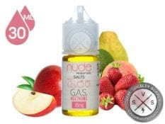 G.A.S. by Nude Premium Ejuice Salts 30ml