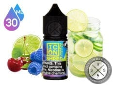 Icon Shred Nic Salt by Puff Labs 30ml